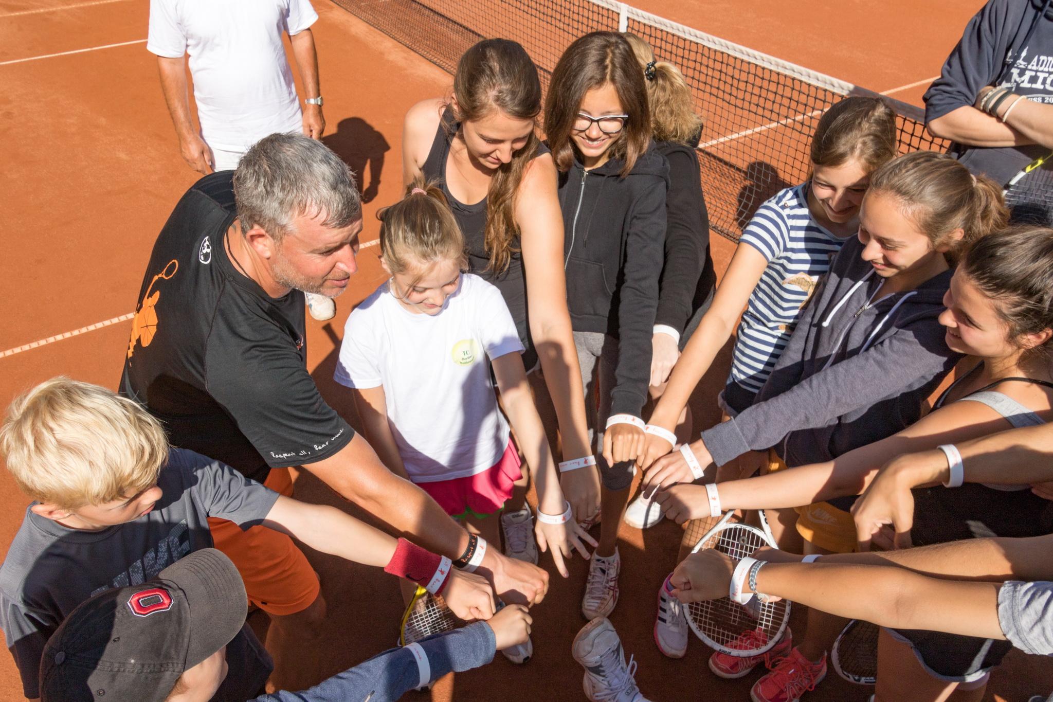 lern tennis spielen im internet
